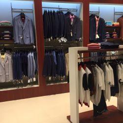 Магазин мужской брендовой одежды в ТЦ Сильвер Молл 7
