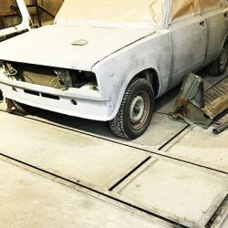 Автосервис по кузовному ремонту и покраске 4