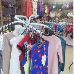 Магазин женского нижнего белья и одежды