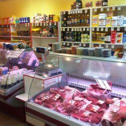 Мясной магазин