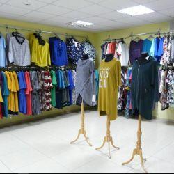 Магазин женской одежды 7