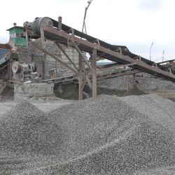 Действующий завод по добыче и переработке ПГС (песчано-гравийные смеси(щебень и отсев)) 5
