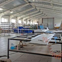 Производственная складская база 1