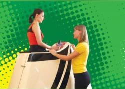 Фитнес клуб  для женщин 2