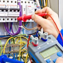 Электромонтажные работы, испытания и измерения электроустановок.