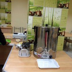 Кафе в здании УФМС по РБ 6