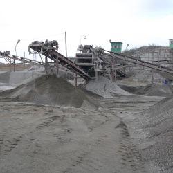 Действующий завод по добыче и переработке ПГС (песчано-гравийные смеси(щебень и отсев)) 3