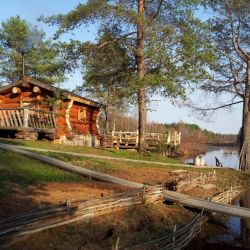 Охота - рыбалка, Экотуризм Семейный отдых 3