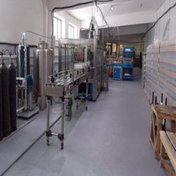 Производство по розливу газированных напитков 3