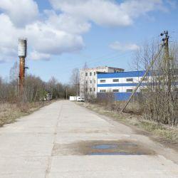 Производственный комплекс в Ленинградской обл. 1