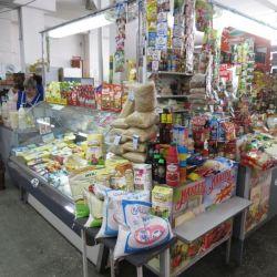 Торговое место на рынке 1