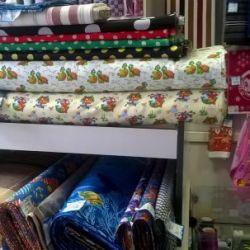 швейный магазин Ткани 9
