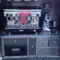 Мобильная кофейня 2