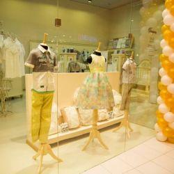 Магазин детской одежды известного бренда 1