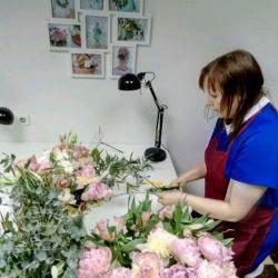 Флористическая мастерская 2