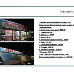 Многофункциональный центр торговли и услуг 1