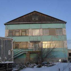 Продам базу 1,2га  г. Тюмень, ул. Чекистов 29 5