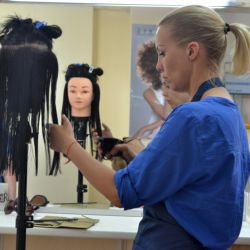 Учебный центр парикмахерского искусства 2