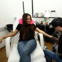 Перспективная студия татуажа и татуировки