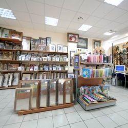 Магазины фото и багет. Работает с 2002 года 1