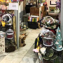 Цветочный магазин вблизи метро Тёплый Стан 1