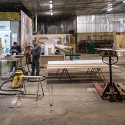 Производство Рекламных конструкций и Выставочных стендов 13
