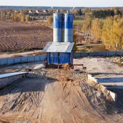 Круглогодичный бетонный завод со стабильным доходом 3