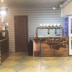 Раскрученная пивоварня в большом жилом районе 5