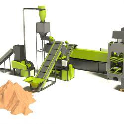 Полимер-песчаное производство 3