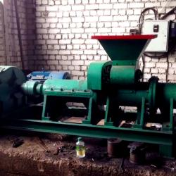 Производство угля для кальянов 3
