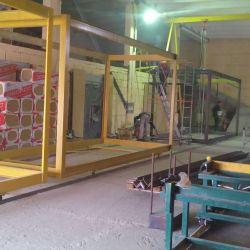 Производство модульных  домов. 3