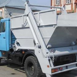 Компания по вывозу строительных отходов в Москве 1