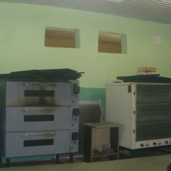 Пекарня + коптильный цех