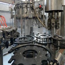 Производство по розливу газированных напитков 1