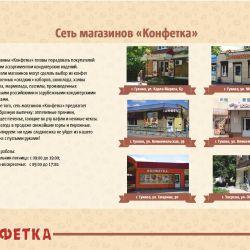Оптово-розничная база и Сеть кондитерских магазинов 13