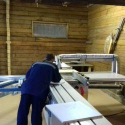 Производство мебели, фасадов. Моллирование стекла 4
