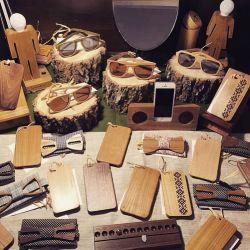 Производство деревянных аксессуаров и изделий 2