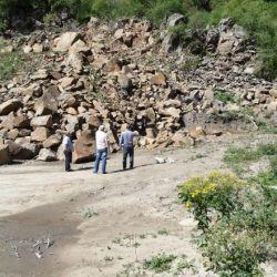 Карьер по производству щебня в Карачаево-Черкессии 3