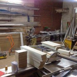 Цех для производства торговой мебели 1