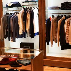 Эксклюзивный бутик итальянской мужской одежды 4