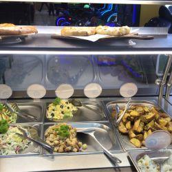 ресторан быстрого питания на фуд корте 4