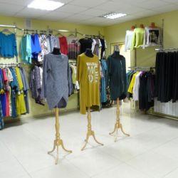 Магазин женской одежды 6
