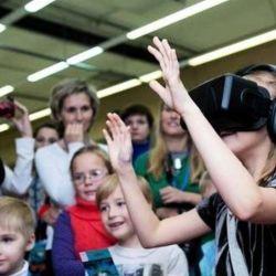 Аттракцион виртуальной реальности Oculus Rift DK2 3
