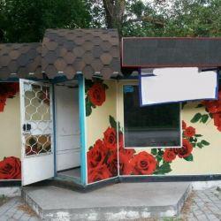 Цветочный павильон 3