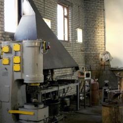 Кузница, производство металлоконструкций