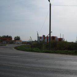 Гостиничный комплекс на трассе М5 со стоянкой