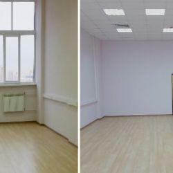 Два офисных помещения в бизнес-центре 1