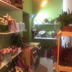 Цветочный магазин в ЦАО 1