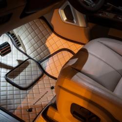 Производство автомобильных ковриков премиум класса