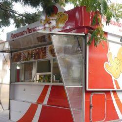 Сеть уличного питания в Крыму 1